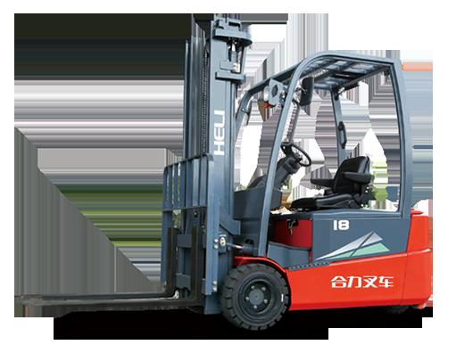 G系列 1.5-2吨前驱三支点蓄电池平衡重式叉车租赁