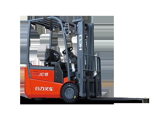 G系列 1.25-1.5吨后驱三支点蓄电池平衡重式叉车租赁