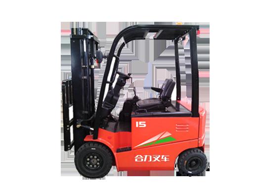 G系列 1-1.8吨蓄电池平衡重式叉车租赁