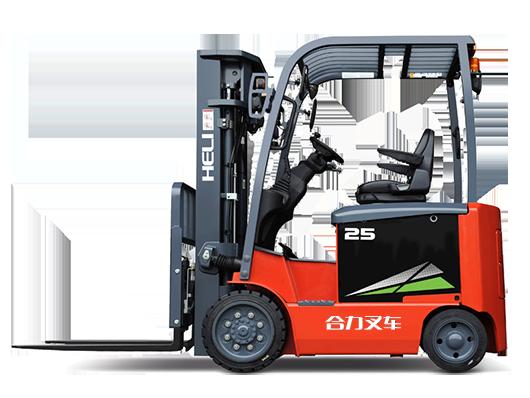 G系列 2-3.2吨小轴距蓄电池平衡重式叉车租赁