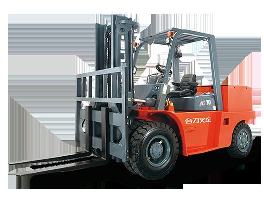 H系列 6-7吨蓄电车平衡重式叉车租赁