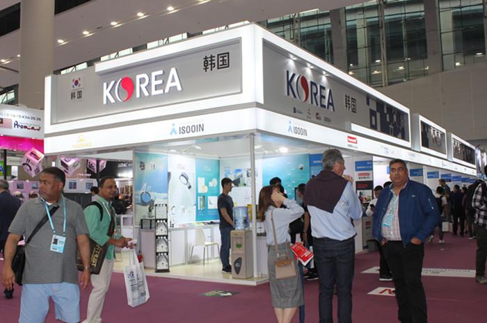 广州韩国展团搭建公司
