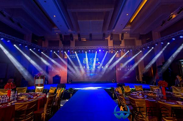 舞台灯光的常用光位