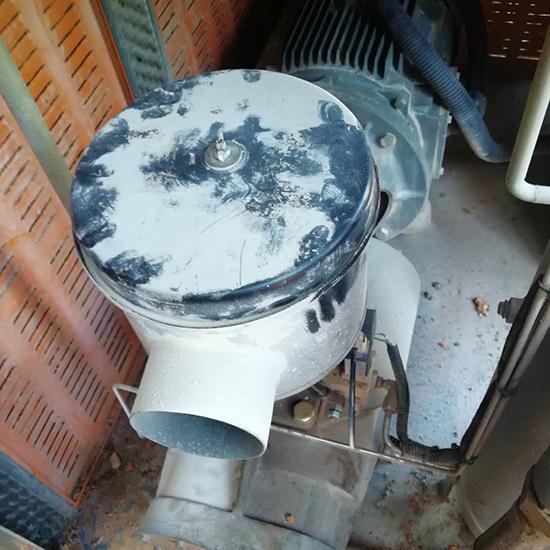 空压机滤芯保养