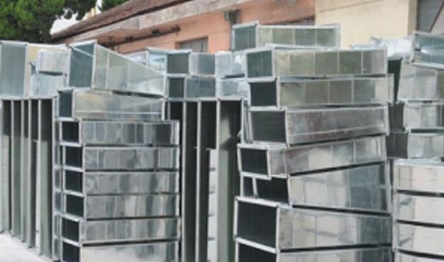 矩形镀锌风管