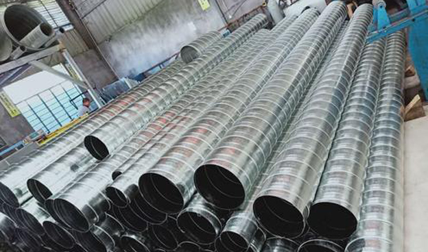 工业螺旋风管