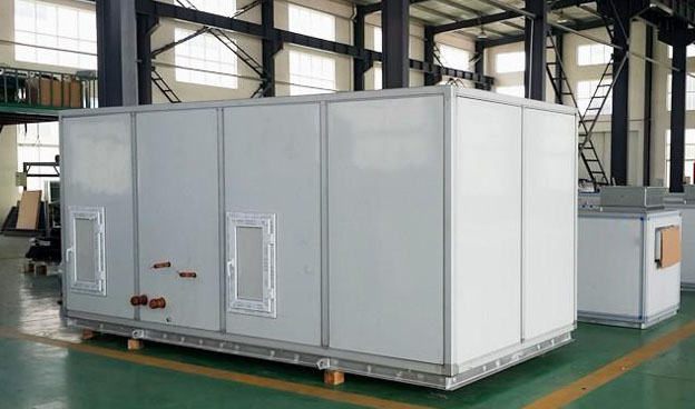 直膨式净化空调机组