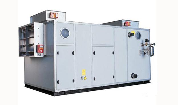 组合式空调机组加工