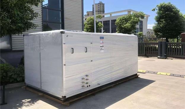 直膨式空调机组加工