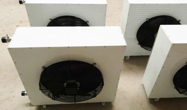 暖风机加工