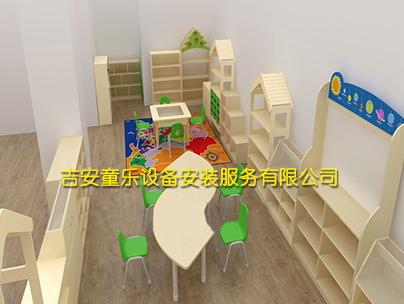 幼儿园科学室