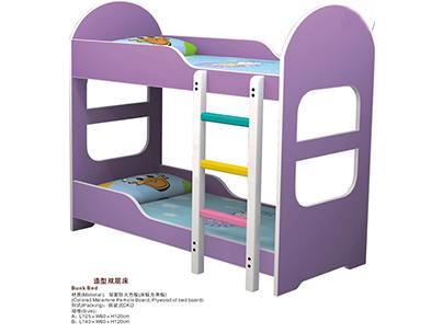 造型双层床