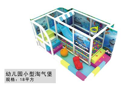 江西室内儿童游乐园
