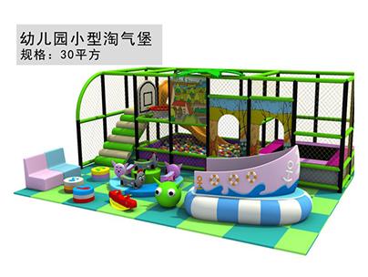 幼儿园小型淘气堡7