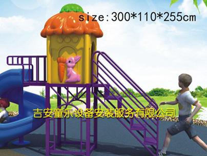 吉安幼儿园组合滑梯消毒使用方法及注意事项