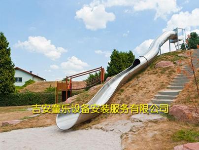 不锈钢小型滑梯
