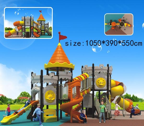 江西儿童游乐设施厂家分享儿童乐园游乐设备4大检查技巧
