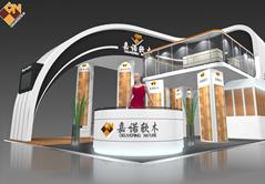 嘉诺软木展览设计搭建