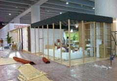 2010家具展展台设计搭建