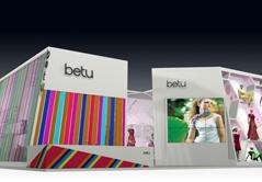 betu-时装展展台设计搭建