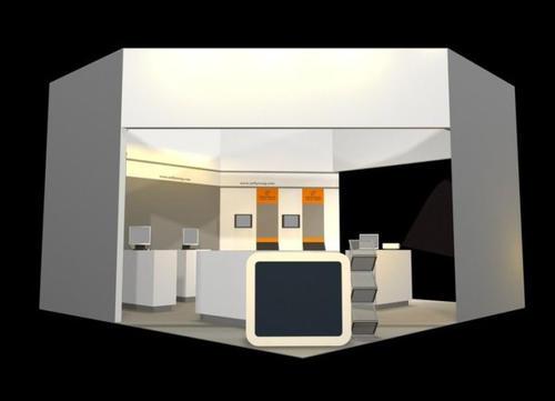 展台怎么搭建才能在展览会场中脱颖而出?