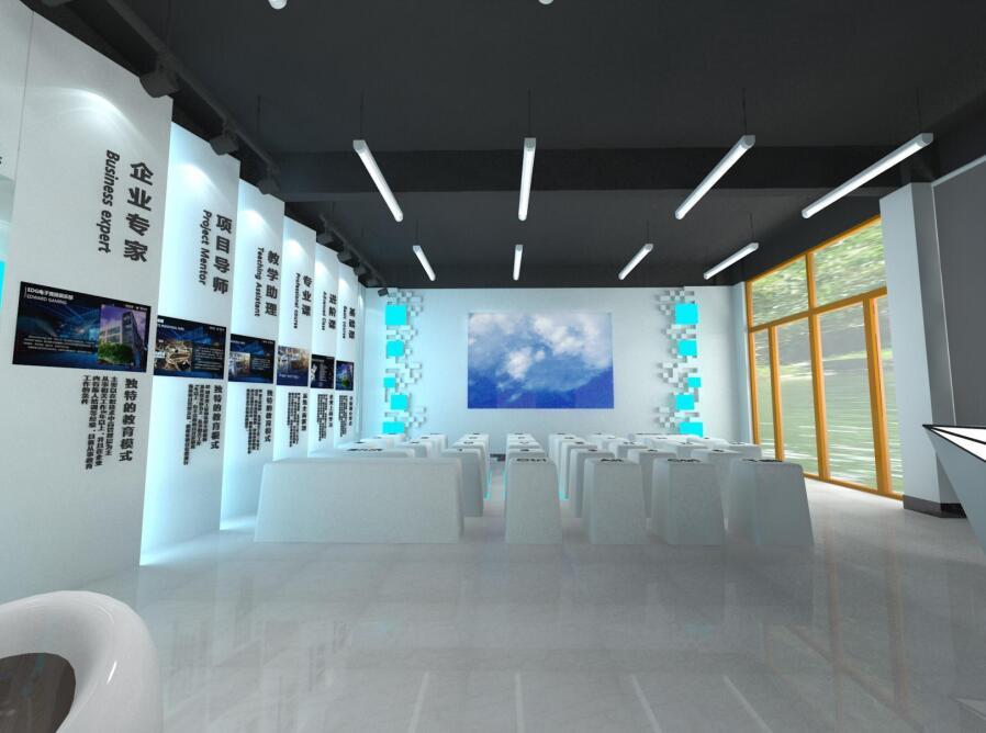 企业展厅搭建公司