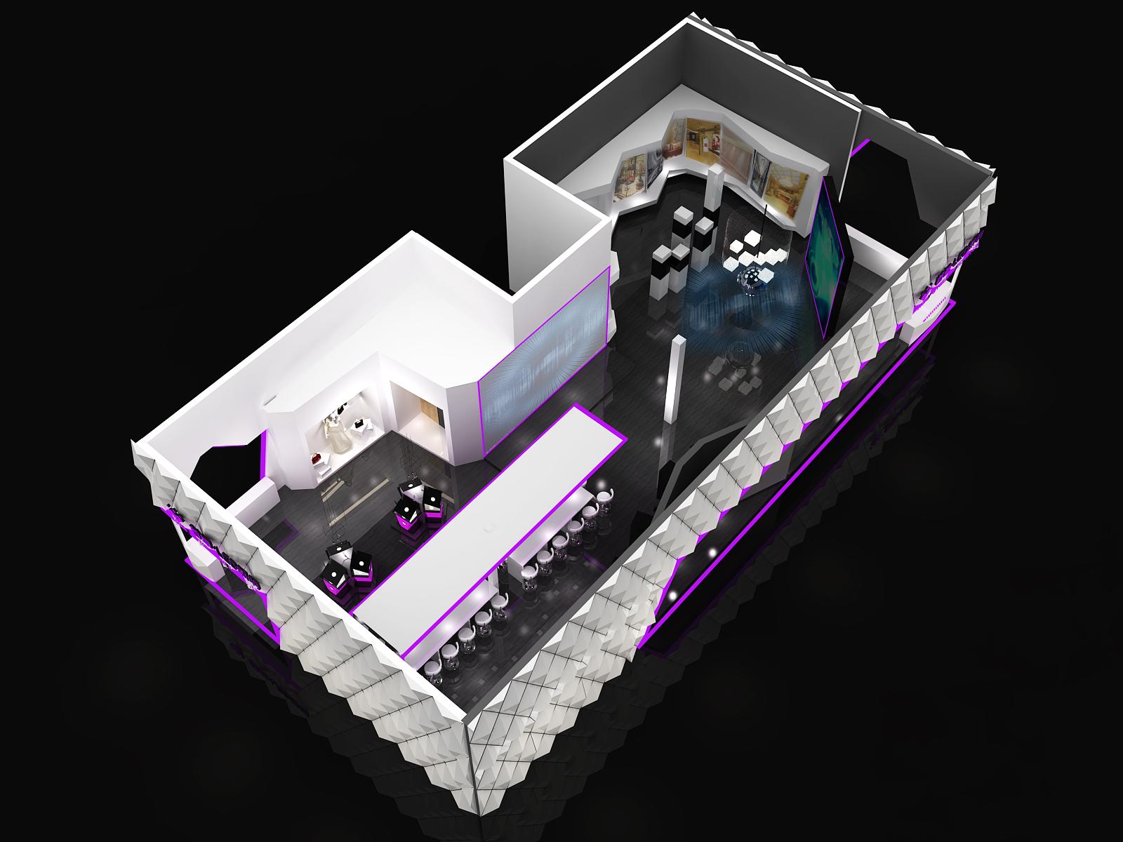 照明展特装展位搭建商