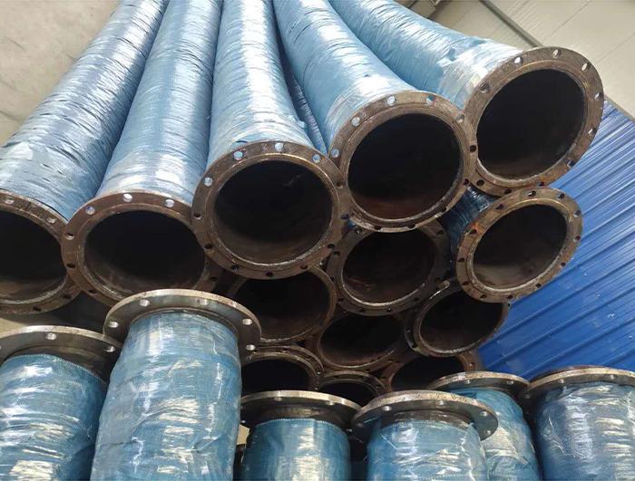 煤矿吸排水胶管施工工艺!