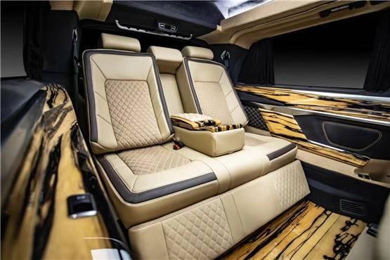 高端汽车内饰改装安装汽车真皮座椅的好处