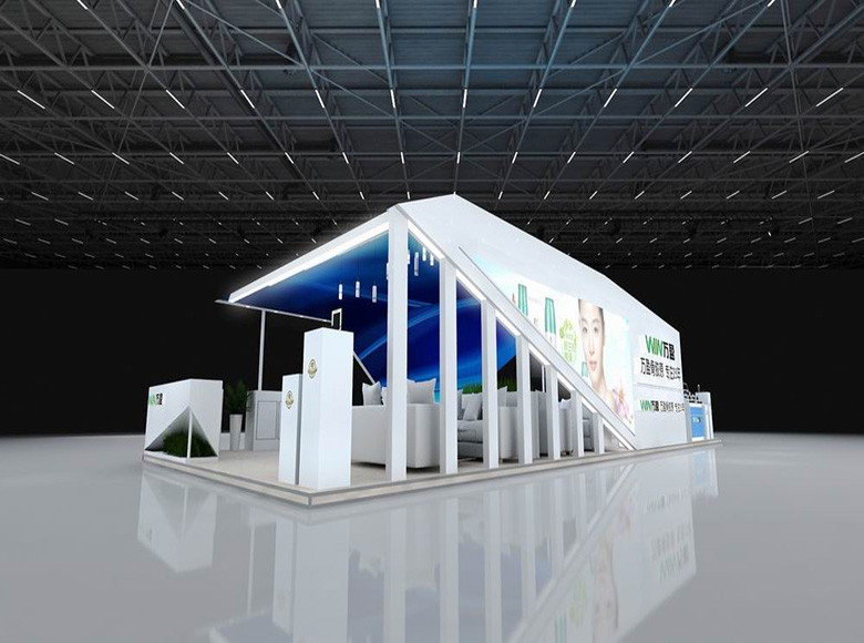 广州美博会展览搭建