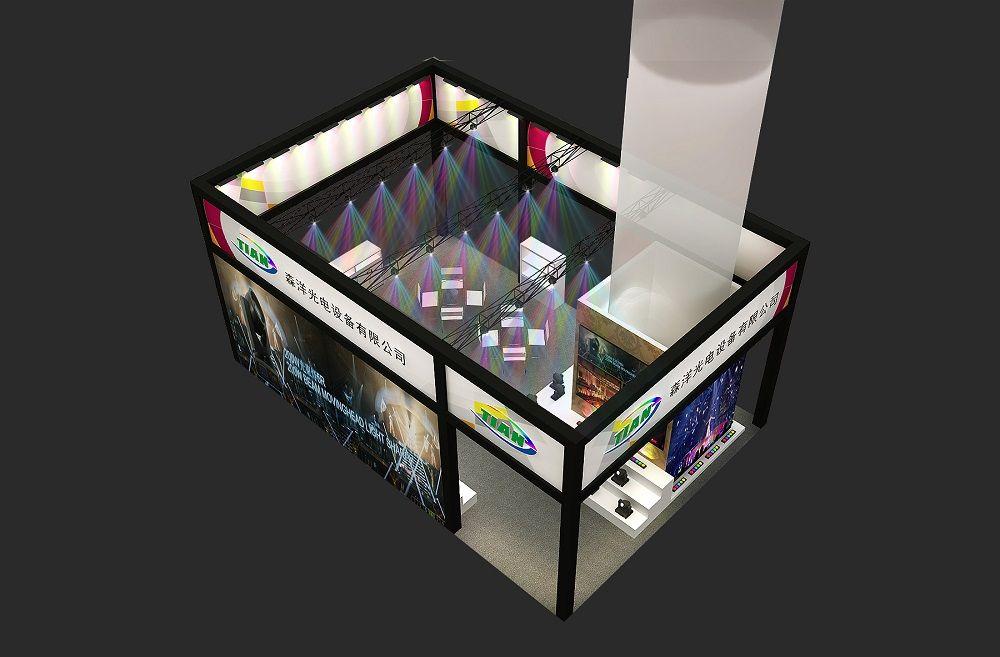 广州音响展展会设计