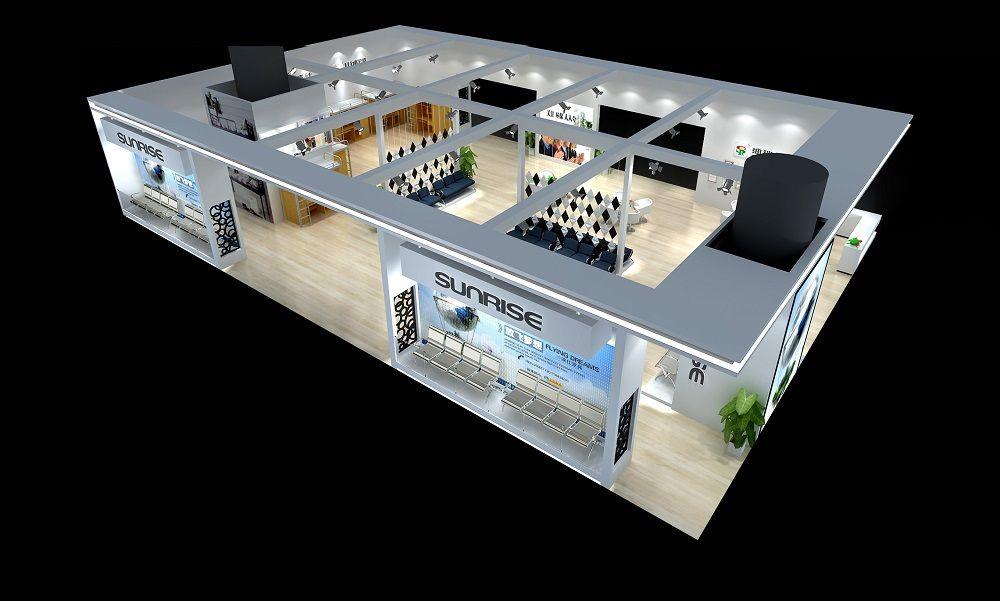 家具展展览设计搭建