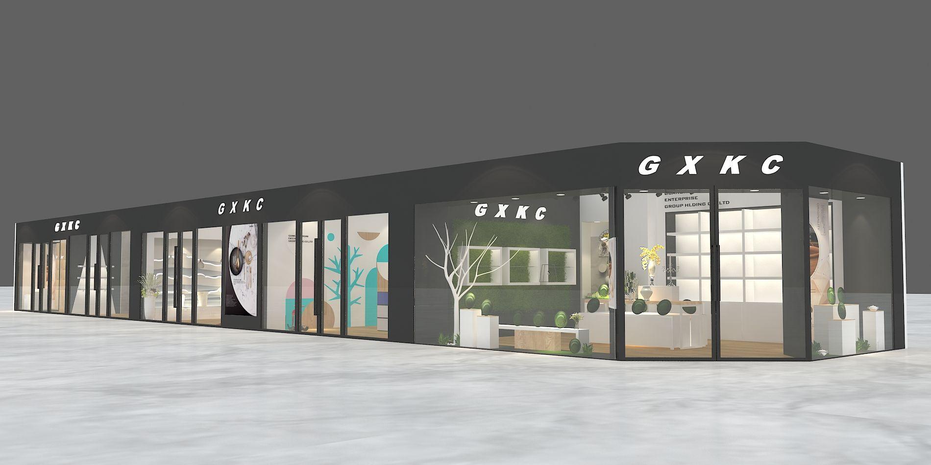 三环----广州家具展展览设计搭建