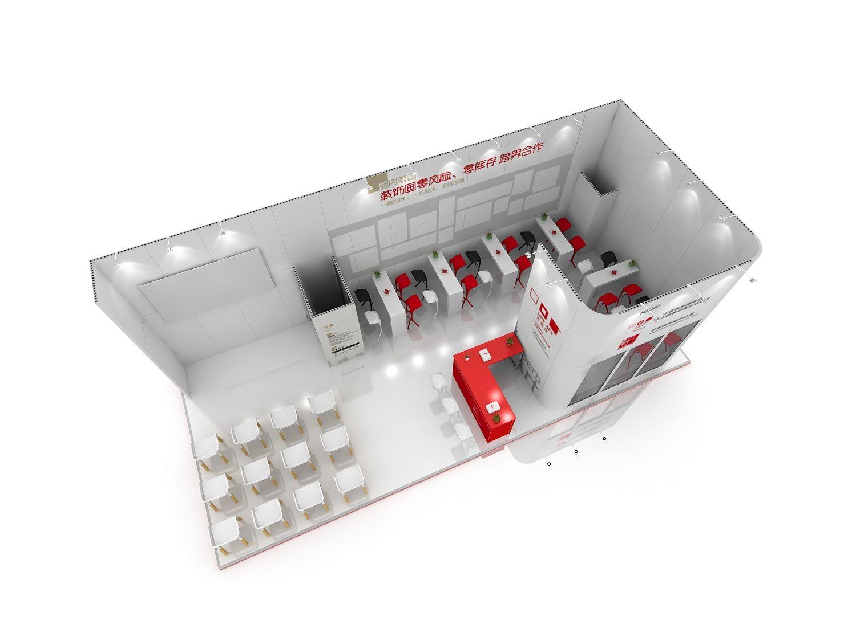 如何突出展厅搭建的理念设计思路