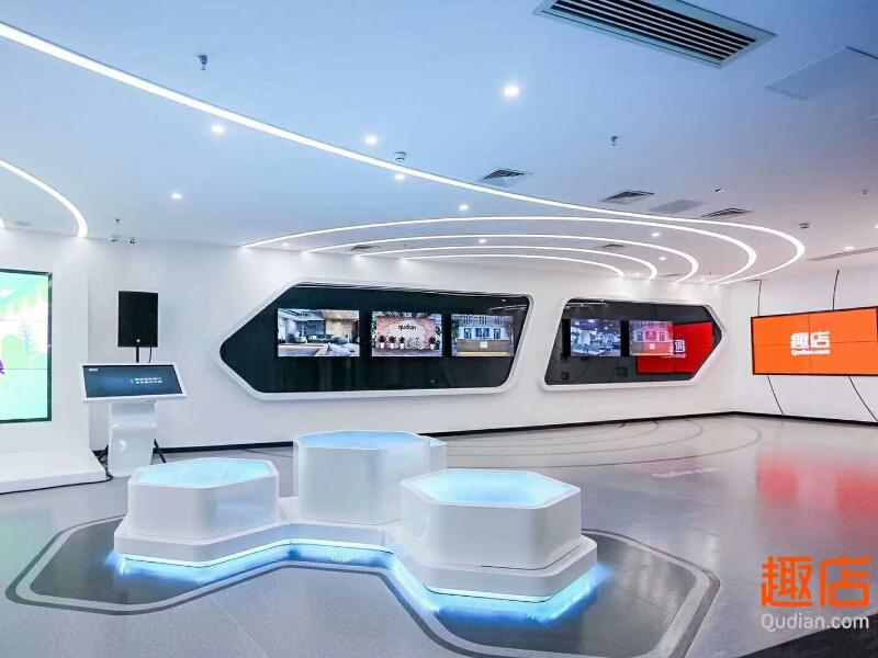 广州形象展厅搭建设计