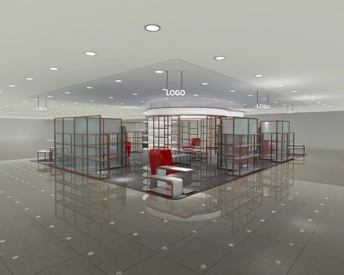 如何增加广州展位搭建的空间感