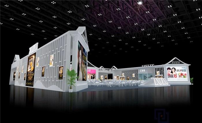 广州美博会展览设计