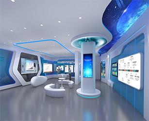 广州专业形象展厅设计