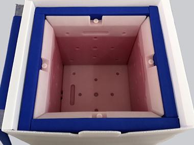 医用疫苗气硅型真空绝热板保温箱