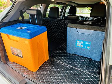 EPP保温箱-加油车载冰箱-现货