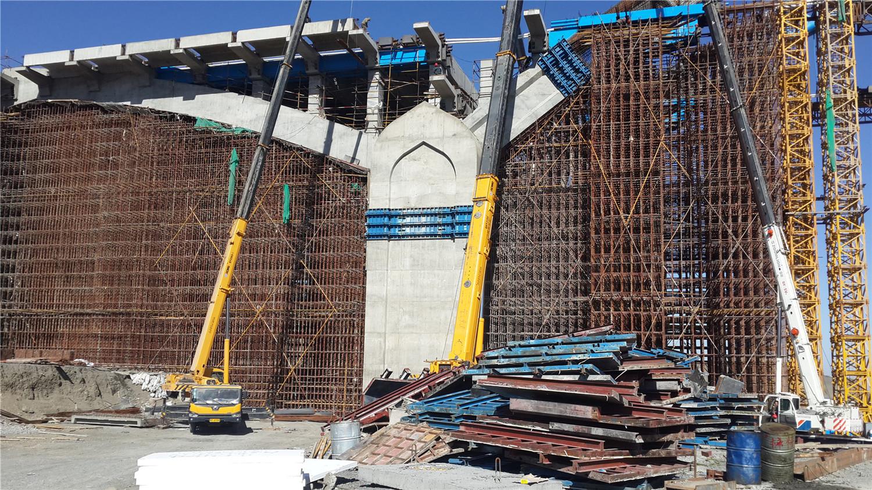 钢模板施工中应该怎样进行技术管理