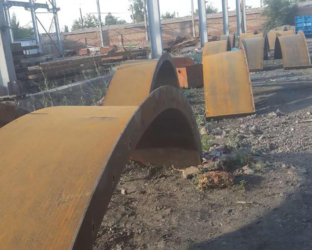 新疆地铁钢环