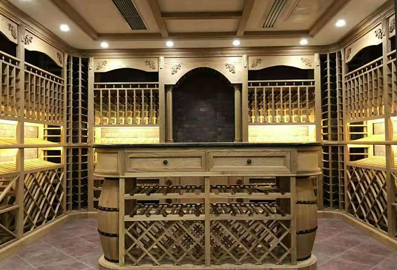 储存葡萄酒用的恒温酒窖设计时要注意什么