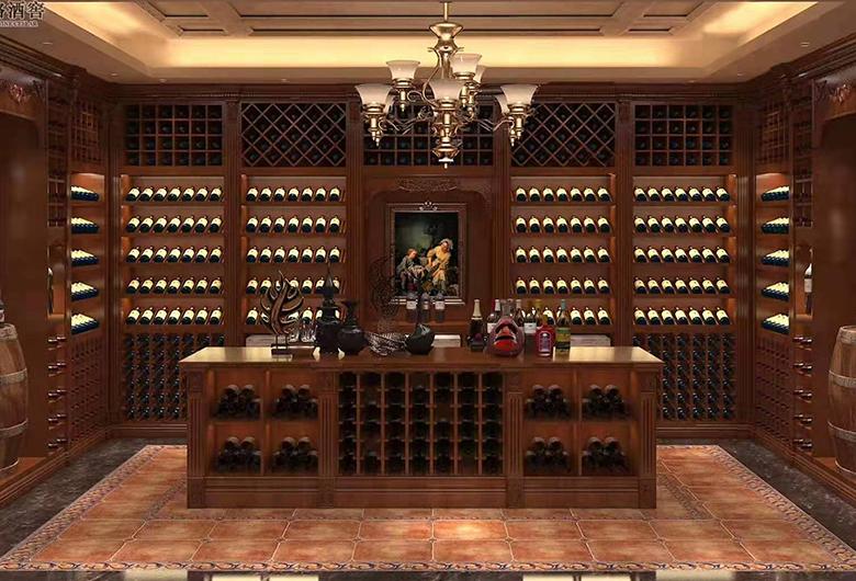 海淀区私人别墅酒窖设计时酒窖空调如何选择