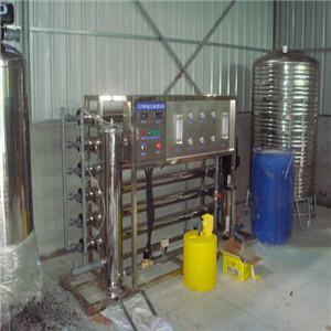 矿泉水厂的矿泉水设备都有哪些特点?