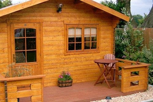南阳木屋别墅建造好后,如何做防虫措施?