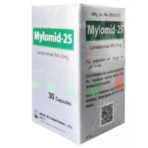 孟加拉DIL版  来那度胺Lenalidomide  说明书