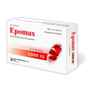 重组人类促红细胞生成素 Recombinant Human Erythropoietin