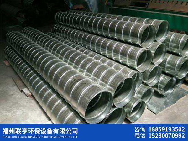 福州螺旋风管机