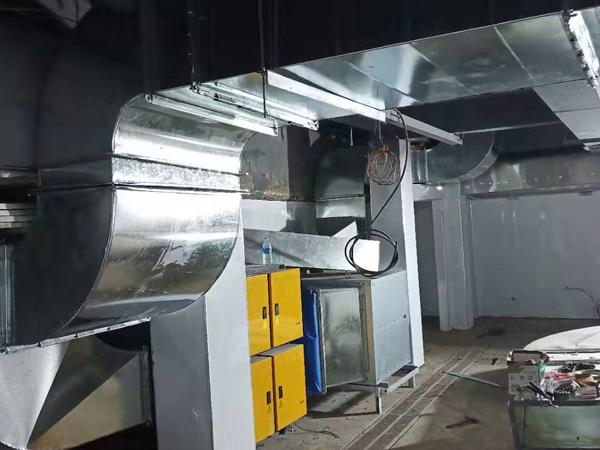 福州厨房排烟